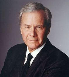 Tom Brokaw - TV Newscaster and Author