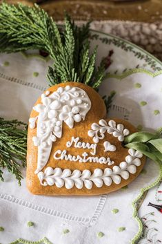 Wishing each of you love and merriment on this special day. Merry Christmas from Victoria magazine! Victoria Magazine, Holiday Parties, Holiday Ideas, Winter Is Coming, Gingerbread Man, Pretty Cool, Special Day, Winter Wonderland, Cocoa