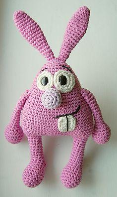 Ravelry: KristiRandmaa's Bunny Caprice no 8