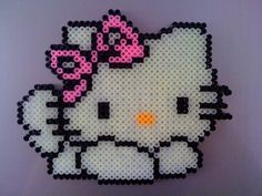 Hello Kitty Glow-In-The-Dark Fuse Beads