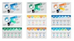 #Business #Vision #Animated #PowerPoint by Yes Presentations on Creative Market