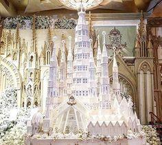 Le Novelle Cake - About Huge Wedding Cakes, Castle Wedding Cake, Extravagant Wedding Cakes, Creative Wedding Cakes, Luxury Wedding Cake, Wedding Cakes With Flowers, Beautiful Wedding Cakes, Gorgeous Cakes, Amazing Cakes
