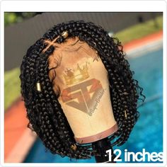 Ready to ship wig Medium knotless box braids wig for black women cornrows wig cornrow wigs faux locs dreadlocks lace wig tribal braided wig Cute Braided Hairstyles, Short Hairstyles For Thick Hair, Braided Hairstyles For Black Women, Braids For Black Hair, My Hairstyle, African Hairstyles, Weave Hairstyles, Black Women Braids, Gatsby Hairstyles