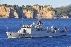 Le Commandant Birot en mission Corymbe   Mer et Marine