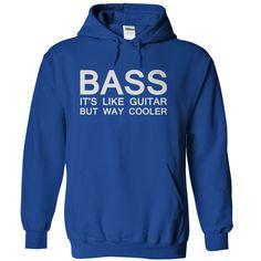 Bass - It's Like Guitar But Way Cooler