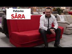 Video recenze pohovky Sára - YouTube