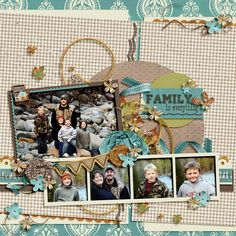 A Project by wtunison from our Scrapbooking Gallery originally submitted 10/30/11 at 10:38 PM