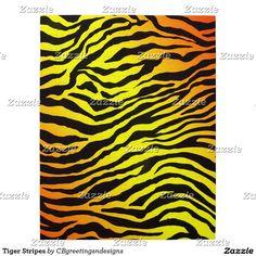 Tiger Stripes Jigsaw Puzzle