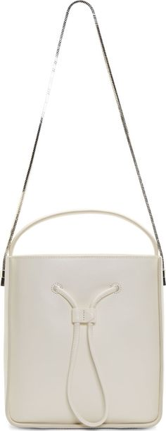 3.1 Phillip Lim Ivory Soleil Small Bucket Bag