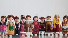 PlaymoGreek: Greek Folk Costumes in Miniature Glory by Petros Kaminiotis Greek Dress, Authentic Costumes, Playmobil Toys, Popular Toys, Folk Dance, Childhood Toys, Folk Costume, My Face Book, Popular Culture