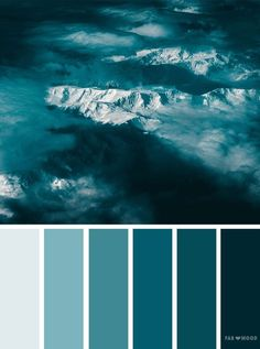 Peacock and teal color palette,emerald and teal color scheme ,color scheme ,color palette - Looking for color inspiration? At fab mood you will find 1000s of beautiful color palette, color palette inspired by nature,landscape ,food ,season