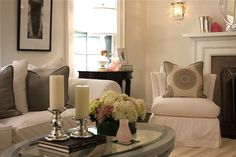 Coffee table topper ideas