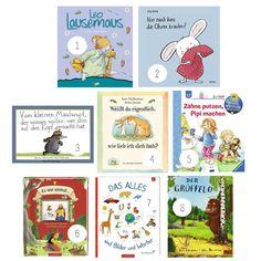Unsere liebsten Kinderbücher für 2-jährige