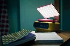 Nimbus Roxxane Fly, kabelloses Licht // cableless light, Photo: Gordon Koelmel