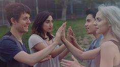 Same Old Love - Selena Gomez - Sam Tsui, Alyson Stoner & KHS Cover - YouTube