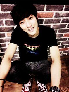 Jinyoung...B1A4