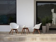Adelaide chair with different options for legs or sitting
