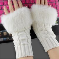 New female semi-finger gloves winter keyboard arm warmers … – Source by knittingnew Loom Knit Hat, Knit Crochet, Crochet Hats, Fingerless Gloves Knitted, Knit Mittens, Striped Gloves, Best Gloves, Crochet Market Bag, Arm Warmers