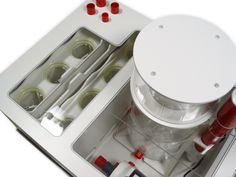 Royal Exclusiv Dreambox model. Find out more about these here http://www.aquariumspecialty.com/aquariums/sumps/royal-exclusiv/dream-box-filter-systems
