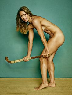 Athletes espn nude female
