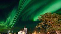 Auroras boreales desde Senja, Noruega | El Universo Hoy