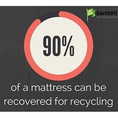Did you know this? Find a recycling location near you by visiting search.earth911.com