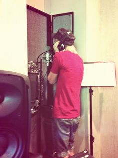 Colton Dixon working with Trevor McNevan? How awesome!