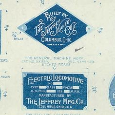 The Jeffrey Manfg Co