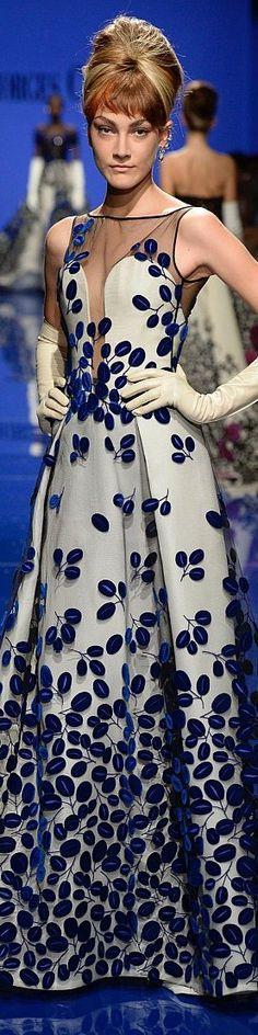 Georges Chakra couture 2015/16 jαɢlαdy