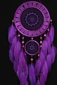 Dreamcatcher violet Dreamcatcher mosaic wall native american