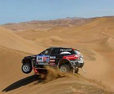 El Dakar inyecta $us 700 millones al Perú
