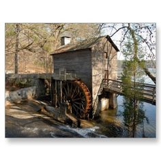 Grist Mill in Stone Mountain, GA