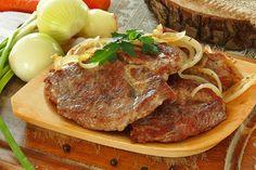 Miejsce poświęcone pasji do gotowania. Polish Recipes, Steak, Grilling, Pork, Food And Drink, Beef, Dinner Ideas, Interesting Recipes, Kale Stir Fry