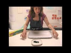 How to save your acrylic paints for re-use -- Michele Theberge