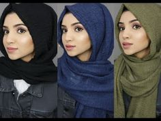 What is hijab? Hijab is the head scarf which is usually worn by the Muslim women. Many of the gir. Simple Hijab Tutorial, Hijab Simple, Hijab Style Tutorial, Muslim Fashion, Hijab Fashion, Hashtag Hijab, Kebaya Hijab, Modern Hijab, Stylish Hijab