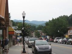 Bryson City, NC  wish it was still a secret!