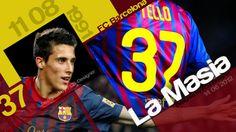 Cristian Tello Fc Barcelona 2012-2013 Wallpapers HD