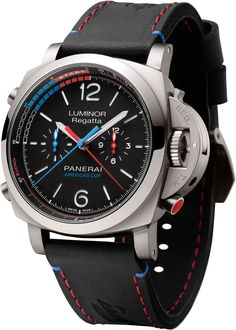 Panerai Luminor Limited Edition Watches For America's Cup Watch Releases Panerai Luminor 1950, Luminor Watches, Panerai Watches, Dream Watches, Sport Watches, Luxury Watches, Cool Watches, Best Watches For Men, Team Usa