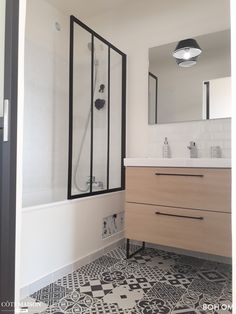Bathroom Interior Design, Modern Interior Design, Interior And Exterior, Home Hacks, Home Staging, Bathroom Inspiration, Double Vanity, New Homes, House