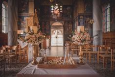 Greece, Destination Wedding, Candles, Weddings, Table Decorations, Painting, Furniture, Home Decor, Greece Country