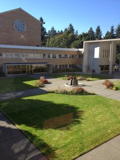 """See 68 photos and 4 tips from 535 visitors to Bastyr University. """"Bastyr University's Student Village is certified LEED Platinum for its rainwater. Seattle, Sidewalk, University, Mansions, Future, House Styles, Outdoor Decor, Home Decor, Future Tense"""
