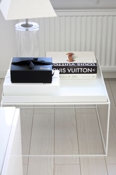 homevialaura #coffeetablebook #louis #vuitton #hay #tray #table #harrods #boxes Hay Tray Table, Interior Decorating, Interior Design, Coffee Table Books, Norman, Home Goods, Indoor, House, Inspiration