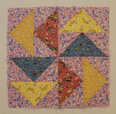 TBT - Dutchman's Puzzle | Petals and Pins - Traditional Block Thursday Tutorial by Penny Rose Fabrics