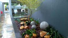 Jardines de estilo moderno por Borges Arquitetura & Paisagismo
