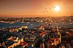 Galata Bridge İstanbul