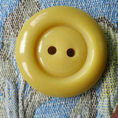 Yellow / Rimmed / Matte