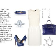 """Fifty"" created on Polyvore"