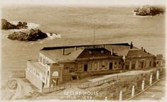 The Original Cliff House  San Francisco