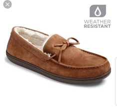f4c9bfeddf7a Men s Vionic with Orthaheel Technology Adler Slipper - Chestnut Suede  Slippers