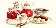 Beş çayını hazırlamadan önce #buyaka Bernardo çay takımları ile tanışmanızı tavsiye ederiz.